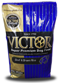 Happy Hound Dog Resorts Victor Dog Food